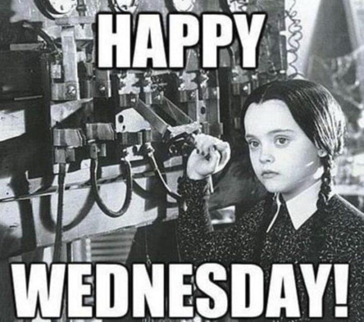 """""""Happy Wednesday!"""""""