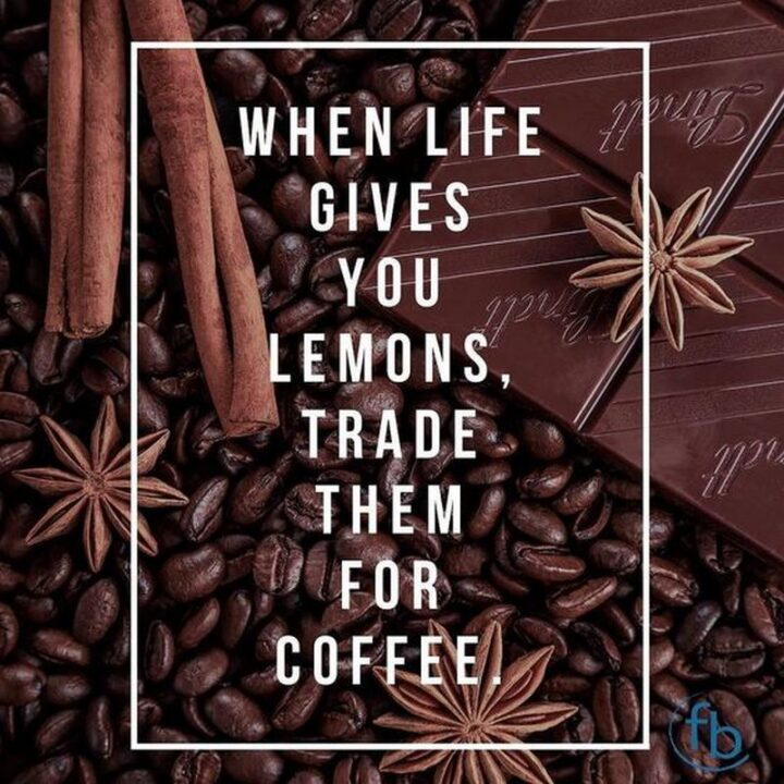 """""""When life gives you lemons, trade them."""" - Unknown"""