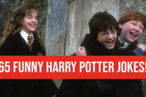 65 Funny Harry Potter Jokes